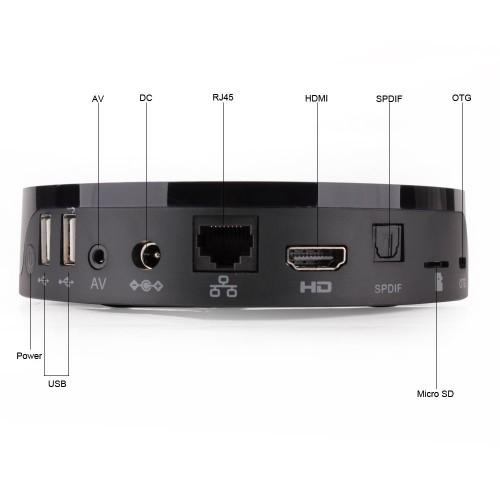 Tronsmart Vega Elite S89 4K - Android Kodi TV Box